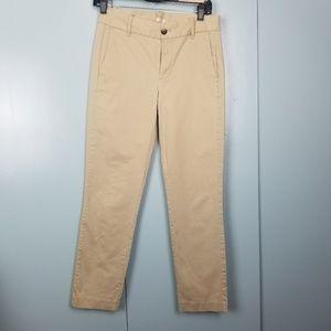 J.Crew beige skinny pants size 0 -P1
